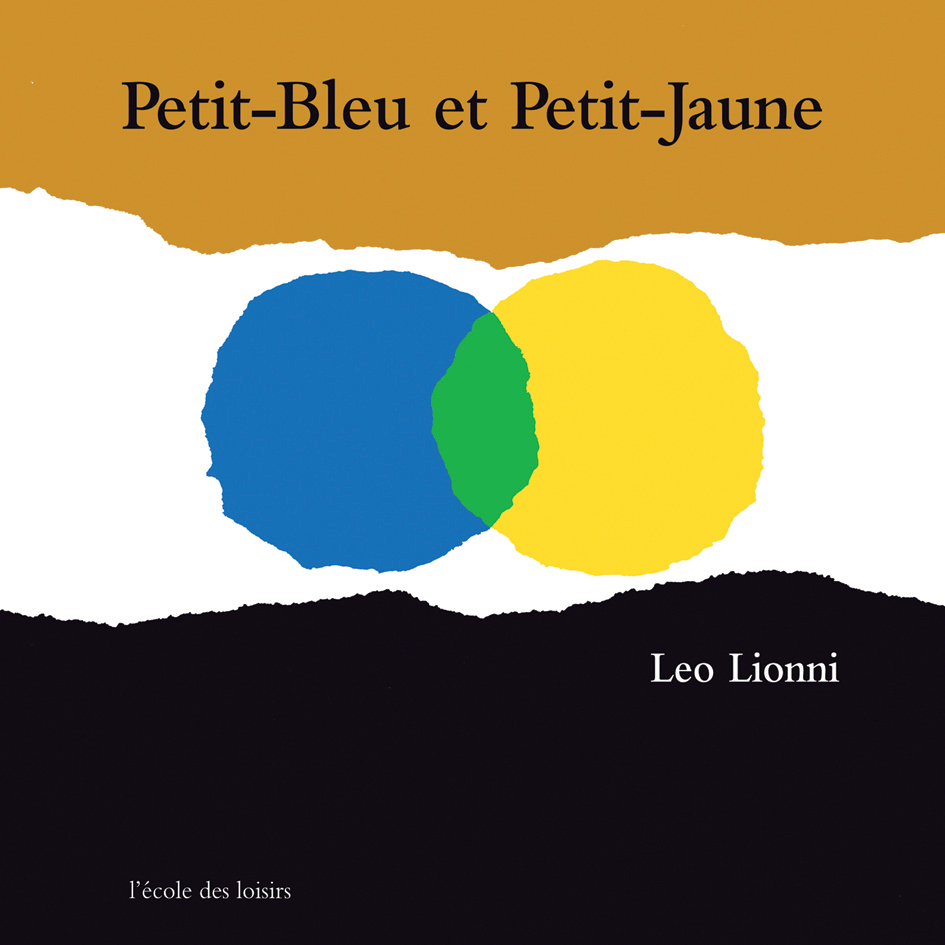 Resultado de imagen para Conte Petit bleu et petit jaune