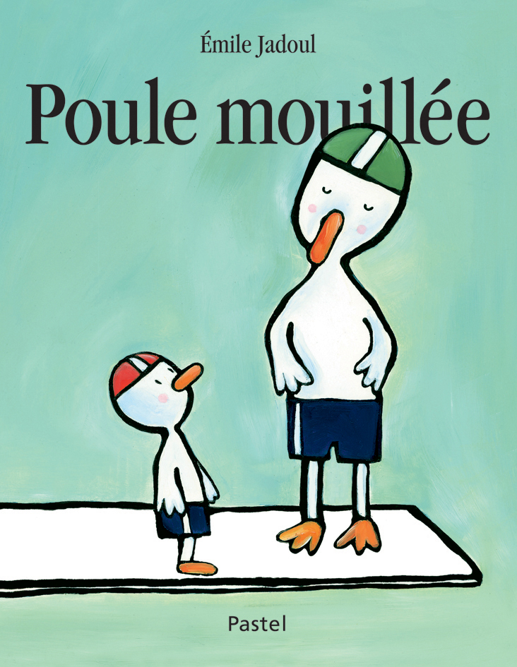 """Résultat de recherche d'images pour """"album poule mouillée"""""""
