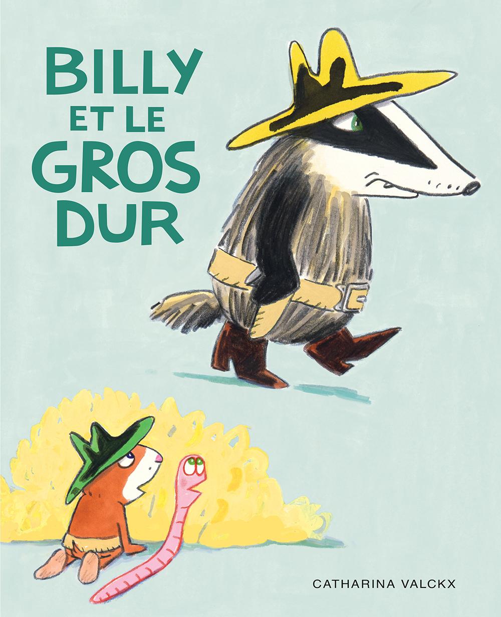 Billy et le gros dur | l'école des loisirs
