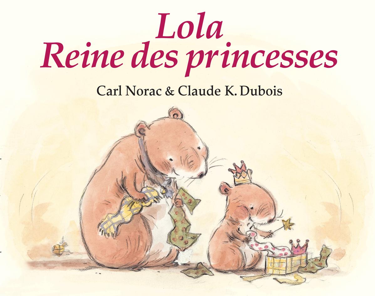 Lola Reine Des Princesses L Ecole Des Loisirs