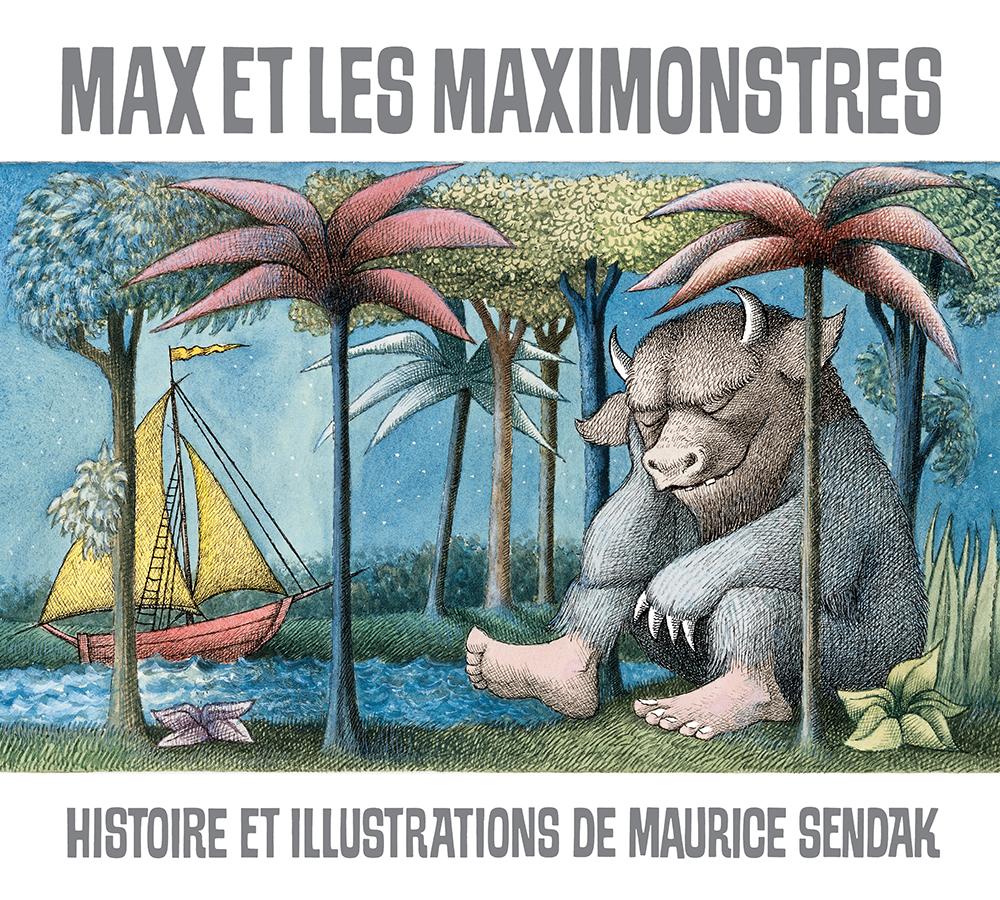 Max et les Maximonstres | l'école des loisirs