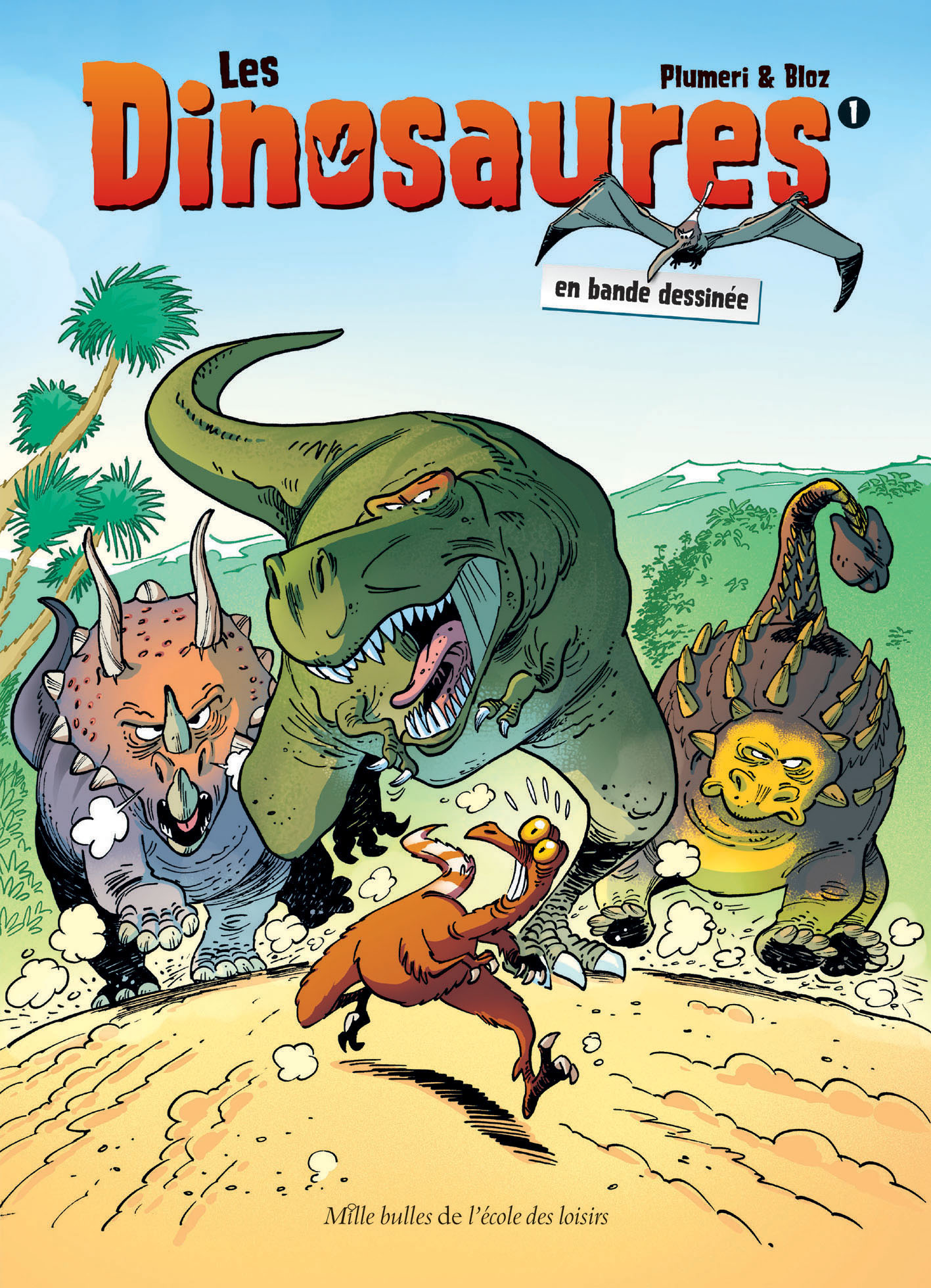 Les dinosaures - Gwé