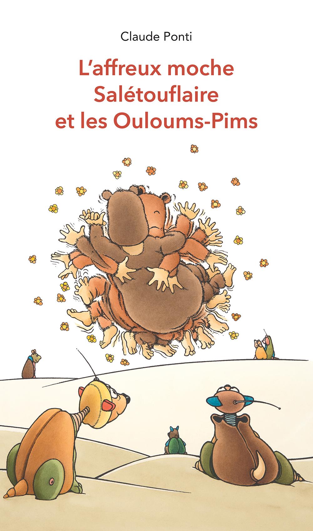 """Résultat de recherche d'images pour """"L'Affreux Moche Saletouflaire et les Ouloums Pims"""""""