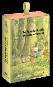 Famille Souris cherche et trouve (La)