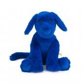 Peluche Chien Bleu - petit modèle