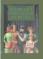 Aurore joue dans un film de Méliès