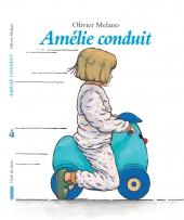 Amélie conduit