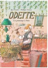 Odette, un printemps à Paris