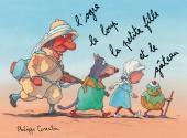 Ogre, le loup, la petite fille... (L')