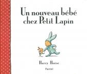 Nouveau bébé chez Petit Lapin (Un)