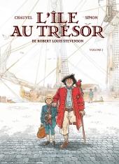 Ile au trésor (L')de Robert Louis Stevenson - volume 1
