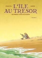 Ile au trésor (L')de Robert Louis Stevenson - volume 2