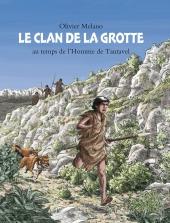 Clan de la grotte (Le)- Au temps de l'Homme de Tautavel