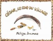 César, le coq du village