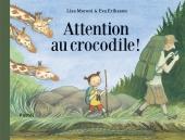 Attention au crocodile !