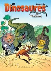 Dinosaures (Les) en bande dessinée - Tome 1