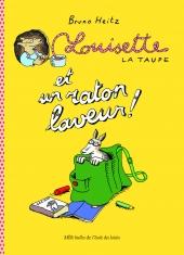 Louisette La Taupe et un raton laveur !