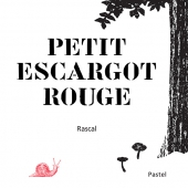 Petit escargot rouge