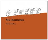 Six hommes