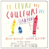 Livre des couleurs des crayons (Le)