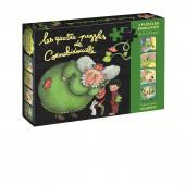 Quatre puzzles de Cornebidouille (Les)