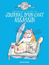 Chat assassin - T1 : journal d'un Chat assassin