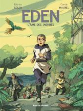 Eden - T2 : l'âme des inspirés