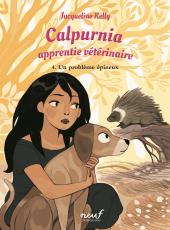 Calpurnia, apprentie vétérinaire T4 - Un problème épineux