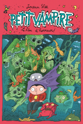 Petit Vampire T.1 - Le film d'horreur