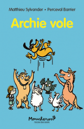 Archie vole