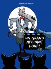 Un grand méchant loup !