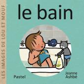 Les images de Lou et Mouf - Le bain