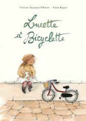 Lucette à bicyclette