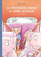 Le premier frère de Mimi Quichon