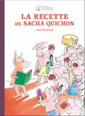 Recette de Sacha Quichon (La)