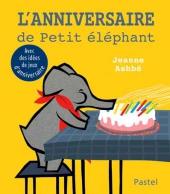 Anniversaire de petit éléphant (L')