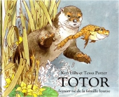 Totor, le dernier né de la famille loutre