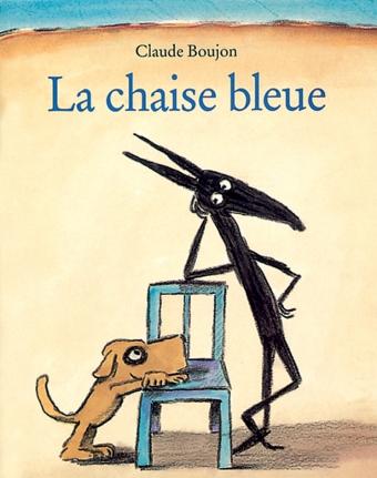 """Résultat de recherche d'images pour """"la chaise bleue album"""""""