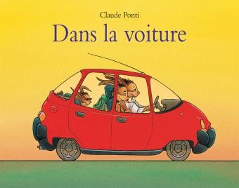 W samochodzie - nagłówek - Francuski przy kawie