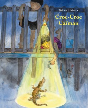 Croc croc caïman